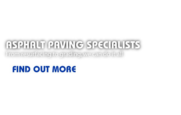 Asphalt Paving Specialists